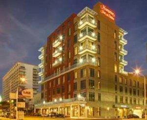 The Hampton Inn Hotel in Austin TX