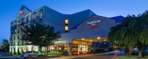 Fairfield Inn by Marriot Hotel in Laurel MD