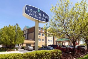 Crystal Inn Hotel & Suites Hotel in Salt Lake City UT