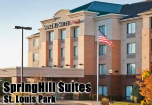 SpringHill Suites Hotel in Minneapolis MN