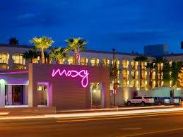 Moxy Hotel in Tempe AZ
