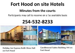 Holiday Inn/Candlewood Suites Hotel in Fort Hood TX