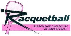 Association Québécoise de Racquetball Logo