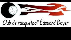 Club de racquetball Édouard Boyer Logo