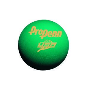 Head / Penn Racquetball Logo