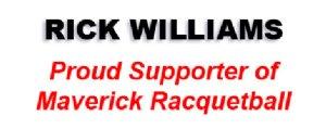 Rick Williams Logo