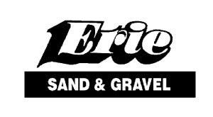 Erie Sand & Gravel Logo