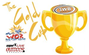 3wallball Gold Cup Series Logo