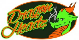 Dragon Headz Smoke Shop Logo