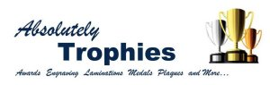 Absolutely Trophies Inc Logo