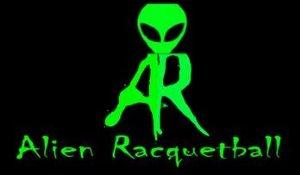 Alien Racquetball Logo