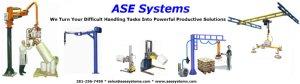 ASE Systems Logo