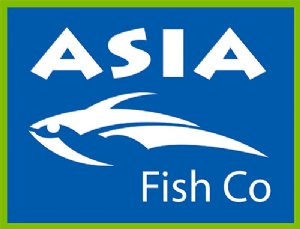 ASIA FISH CO. Logo