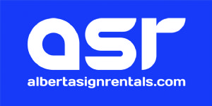 Albert Sign Rentals Logo