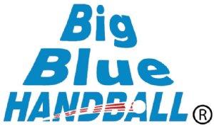 Big Blue Handballs Logo
