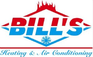 Bill's Heating and Air Conditioning Logo