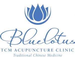 Blue Lotus Acupuncture - Dr. Gwynne Bykowski Logo