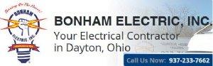 Bonham Electric Logo