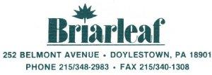 Briafleaf Logo