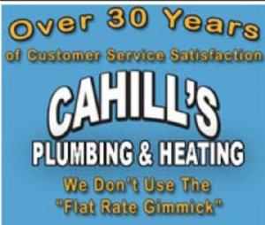 CaHill Plumbing Logo