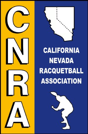 California Nevada Racquetball Association Logo