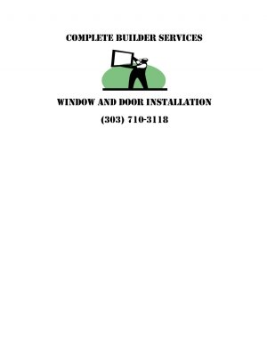 Complete Builder Services Logo