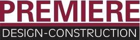PREMIERE DESIGN-CONSTRUCTION Logo