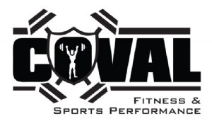 Coval Fitness and Sports Performance Logo