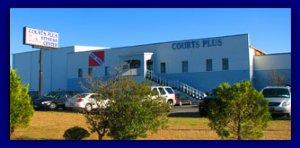 Courts Plus of Jacksonville Logo