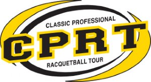 Classic Professional Racquetball Tour Logo
