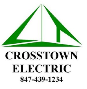 Crosstown Electric Logo