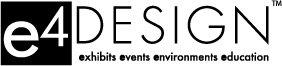 E-4 Design Logo