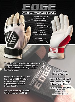 EDGE Gloves Logo
