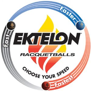 Ektelon Racquetballs Logo