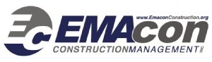 EMAcon Construction Management Logo