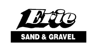 Erie Sand & Gravel Logo