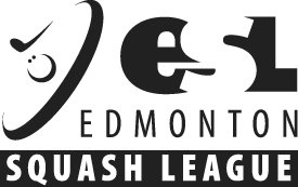 Edmonton Squash League Logo