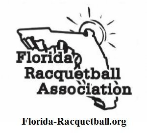 Florida Racquetball Association Logo