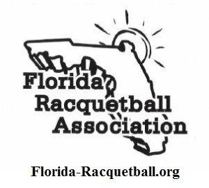 Florida Racquetball Assoc. Logo