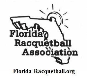 Florida Racquetball Association, Inc. Logo