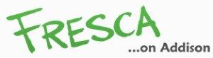 Fresca On Addison Logo