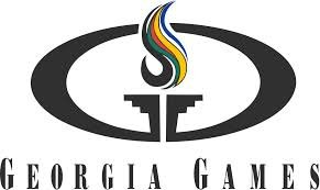GEORGIA GAMES Logo
