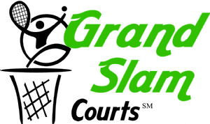 Grand Slam Courts Logo