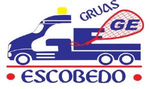 GRUAS ESCOBEDO Logo