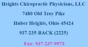 Heights Chiropractic Physicians Logo