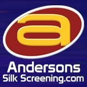 ANDERSON'S SILK SCREENING Logo