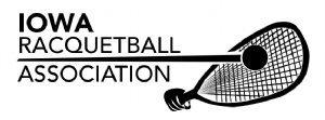 Iowa Racquetball Association Logo