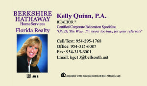 Kelly Quinn, Realtor Logo