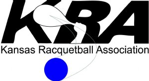 Kansas Racquetball Asscoiation Logo