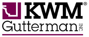KWM Gutterman, Inc. Logo